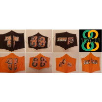 FAMU GREAT 88 COTTON MASK 7 PACK - WOMENS-SMALL