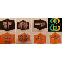 FAMU GREAT 88 COTTON MASK 7 PACK - MENS-LARGE