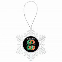 FAMU 88 Snowflake Ornament