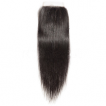 Lace Closure - 4X4 12-inch Straight