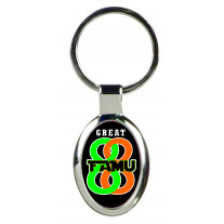 GREAT 88 KEYCHAIN