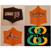 FAMU MIXED COTTON MASK 3 PACK - MENS-LARGE