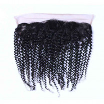 Lace Frontal - 18-inch Afro Kinky