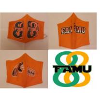 FAMU GREAT 88 ORIGINAL COTTON MASK 3 PACK - WOMENS-SMALL