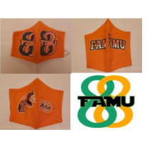 FAMU GREAT 88 ORIGINAL COTTON MASK 3 PACK - MENS-LARGE