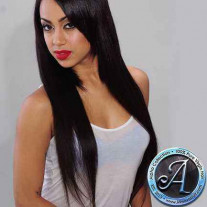 Alpha Collection - Straight Malaysian 22""