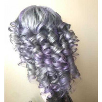 "Purple Passion Full Lace - 8"" Body Wave"