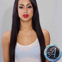 Alpha Collection - Straight Malaysian 18""
