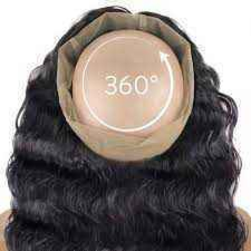360 Frontals Straight