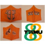 FAMU GREAT 88 COTTON MASK 3 PACK - MENS-LARGE